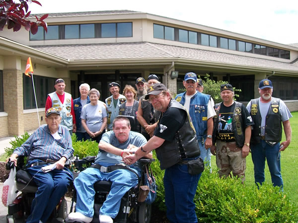 Cameron Veterans Home Supporters