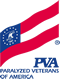 Paralyzed Veterans of America (PVA) logo
