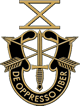 Special Forces Association logo