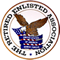 The Retired Enlisted Association logo
