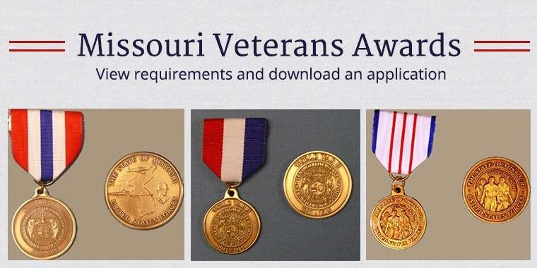 Missouri Veterans Awards